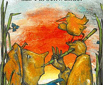 Vincent und das Farbenwunder © Dieter Konsek