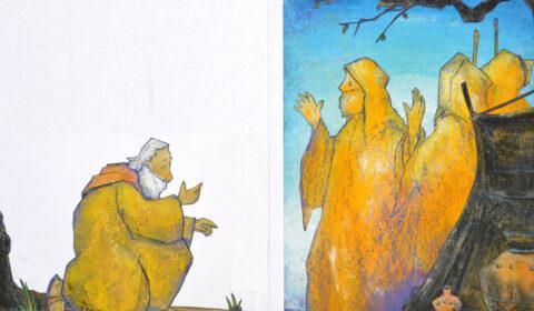 Abraham, Die schönsten Bibelgeschichten, Dieter Konsek
