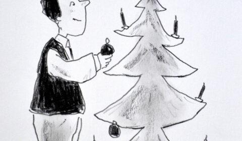 Der falsche Weihnachtsmann, Dieter Konsek