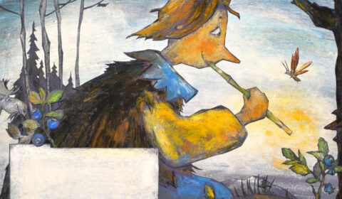 Vincent und das Farbenwunder © Dieter Konsek, Bilderbuch