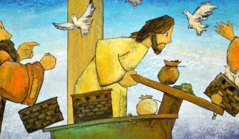 Jesus ist auferstanden, Bilderbuch, Dieter Konsek