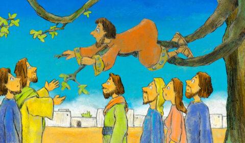 Geschichten aus dem Leben Jesu © Dieter Konsek, DVD, Film