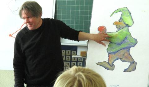 Dieter Konsek, Lesung/Workshop