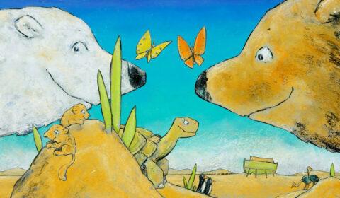 Tiere Noahs Arche © Dieter Konsek, DVD, Film