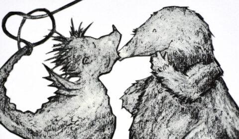 Kleines Monster Schnibulum, Dieter Konsek